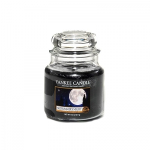 Yankee Candle Midsummer's Night - średnia świeca zapachowa - e-candlelove