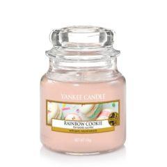 Yankee Candle Rainbow Cookie - mała świeca zapachowa - e-candlelove