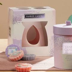 Yankee Candle Simple Things - kominek + cztery woski - e-candlelove