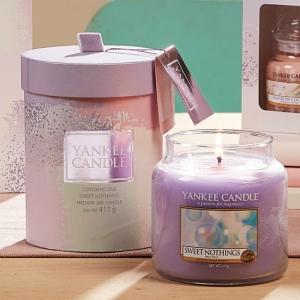Yankee Candle Simple Things - zestaw prezentowy z świecą średnią - e-candlelove