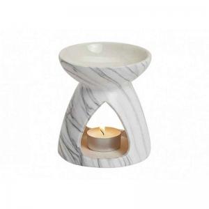 Marmurkowy - kominek zapachowy - e-candlelove