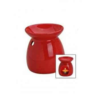 Simple - kominek zapachowy czerwony - e-candlelove