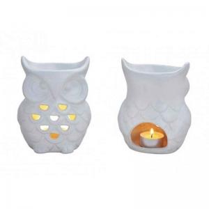 Sowa- kominek zapachowy - e-candlelove