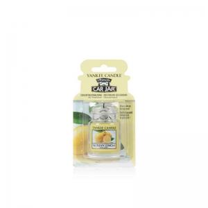 Yankee Candle Sicilian Lemon Car Jar Ultimate - zapach samochodowy - e-candlelove
