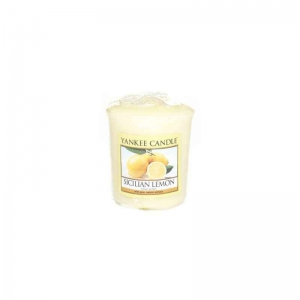 Yankee Candle Sicilian Lemon - sampler zapachowy - e-candlelove