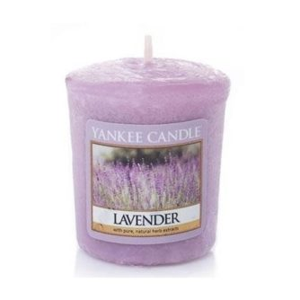 Yankee Candle Lavender - sampler zapachowy - e-candlelove