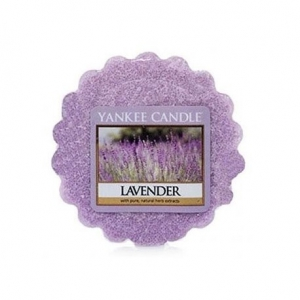 Yankee Candle Lavender - wosk zapachowy - e-candlelove