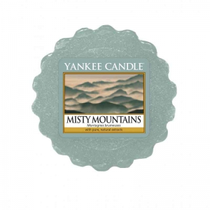 Yankee Candle Misty Mountains - wosk zapachowy - e-candlelove