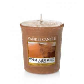 Yankee Candle Warm Desert Wind - sampler zapachowy - e-candlelove