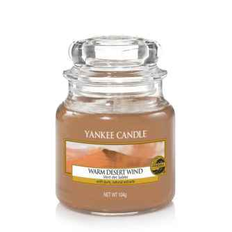 Yankee Candle Warm Desert Wind - mała świeca zapachowa - e-candlelove