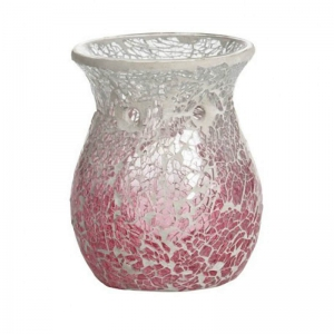 Yankee Candle Pink Fade Crackle - kominek zapachowy-e-candlelove