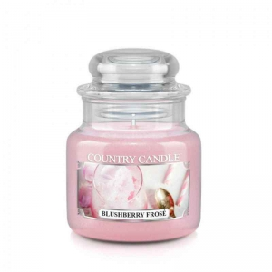 Country Candle Blushberry Frose - mała świeca zapachowa - e-candlelove