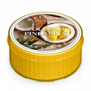 Kringle Candle Coconut Pineapple - daylight zapachowy - e-candlelove
