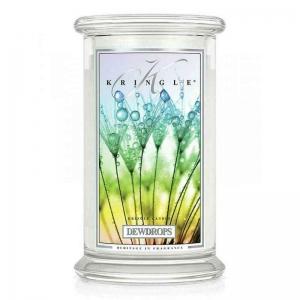 Kringle Candle Dewdrops - duża świeca zapachowa - e-candlelove