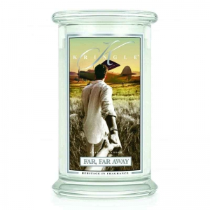 Kringle Candle Far Far Away - duża świeca zapachowa - e-candlelove