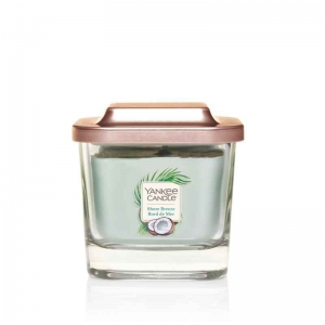 Yankee Candle Shore Breeze Elevation Coll. W/Plt Lid - mała świeca zapachowa - candlelove