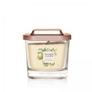 Yankee Candle Citrus Grove Elevation Coll. W/Plt Lid - mała świeca zapachowa - e-candlelove - candlelove