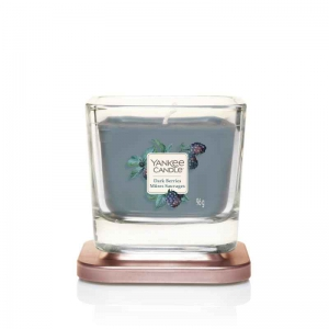 Yankee Candle Elevation Dark Berries - mała świeca zapachowa - e-candlelove