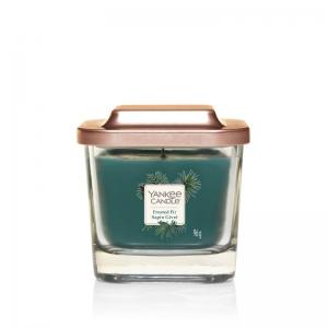 Yankee Candle Elevation Frosted Fir - mała świeca zapachowa - candlelove