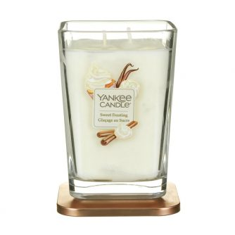 Yankee Candle Elevation Sweet Frosting - duża świeca zapachowa - e-candlelove