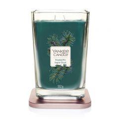 Yankee Candle Elevation Frosted Fir - duża świeca zapachowa - e-candlelove
