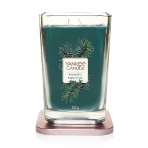 Yankee Candle Elevation Frosted Fir - duża świeca zapachowa - e-candlelove