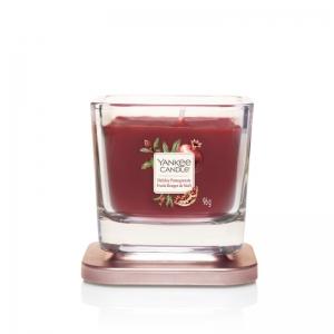 Yankee Candle Elevation Holiday Pomegranate - mała świeca zapachowa - e-candlelove