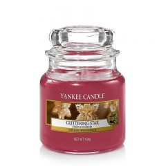 Yankee Candle Glittering Star - mała świeca zapachowa - e-candlelove