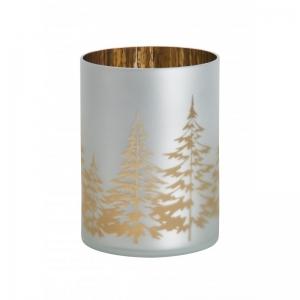 Yankee Candle Winter Trees - osłonka na świecę dużą - e-candlelove