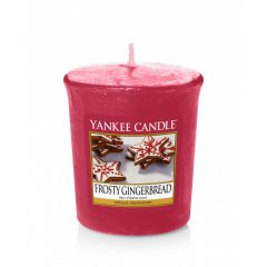 Yankee Candle Frosty Gingerbread - sampler zapachowy - e-candlelove