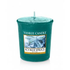 Yankee Candle Icy Blue Spruce - sampler zapachowy - e-candlelove