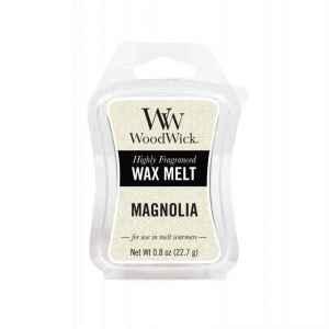 WoodWick Magnolia - wosk zapachowy - candlelove