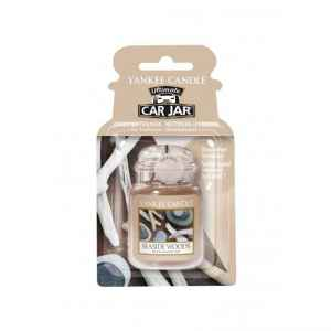 Yankee Candle Seaside Woods Car Jar Ultimate - zapach samochodowy - candlelove