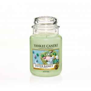 Yankee Candle Easter Basket - duża świeca zapachowa - e-candlelove