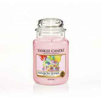 Yankee Candle Rainbow Shake - duża świeca zapachowa - e-candlelove
