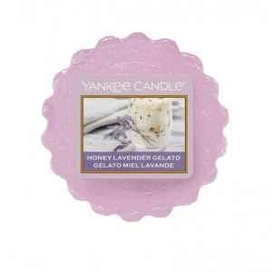 Yankee Candle Honey Lavender Gelato - wosk zapachowy - candlelove