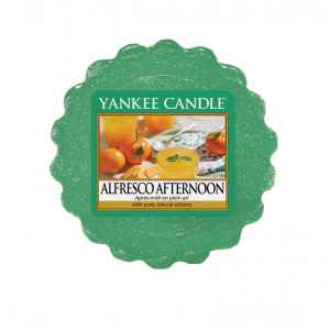 Yankee Candle Alfresco Afternoon - wosk zapachowy - candlelove